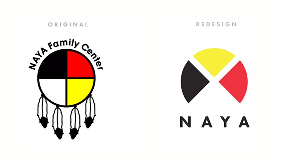 naya logo redesign